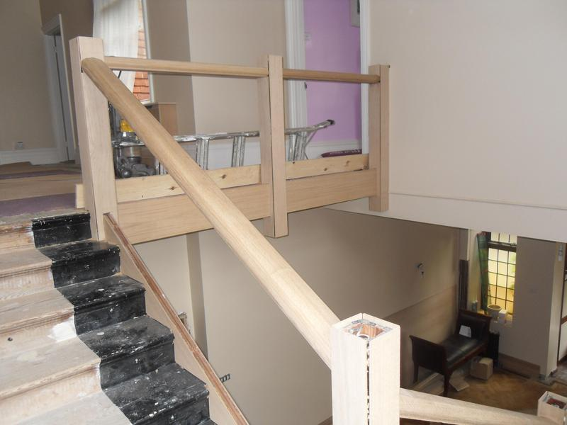 Image 37 - Victorian staircase refurbishment