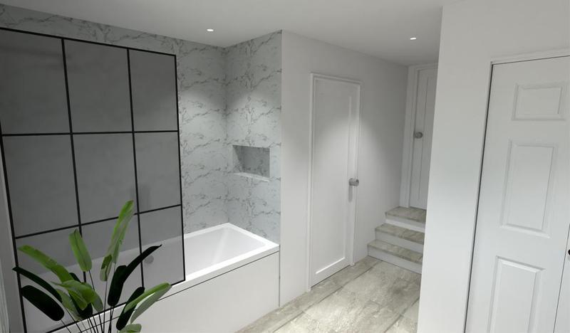 Image 30 - Bathroom design.