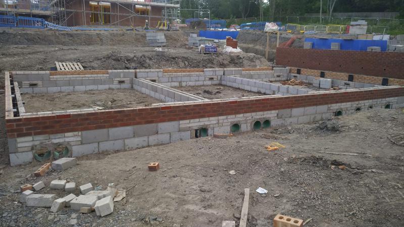 Image 13 - New Build Foundation
