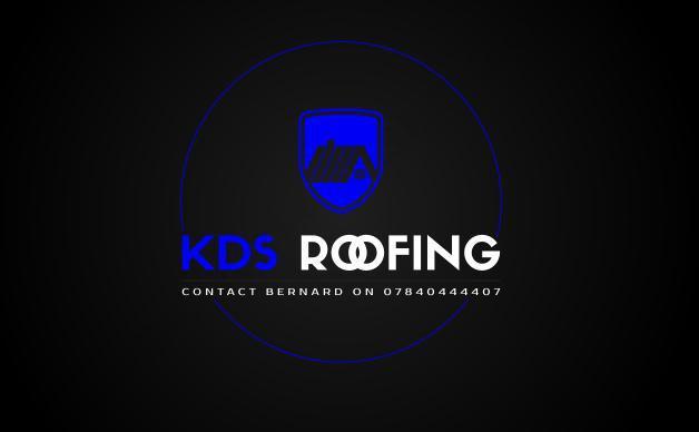 KDS Roofing logo