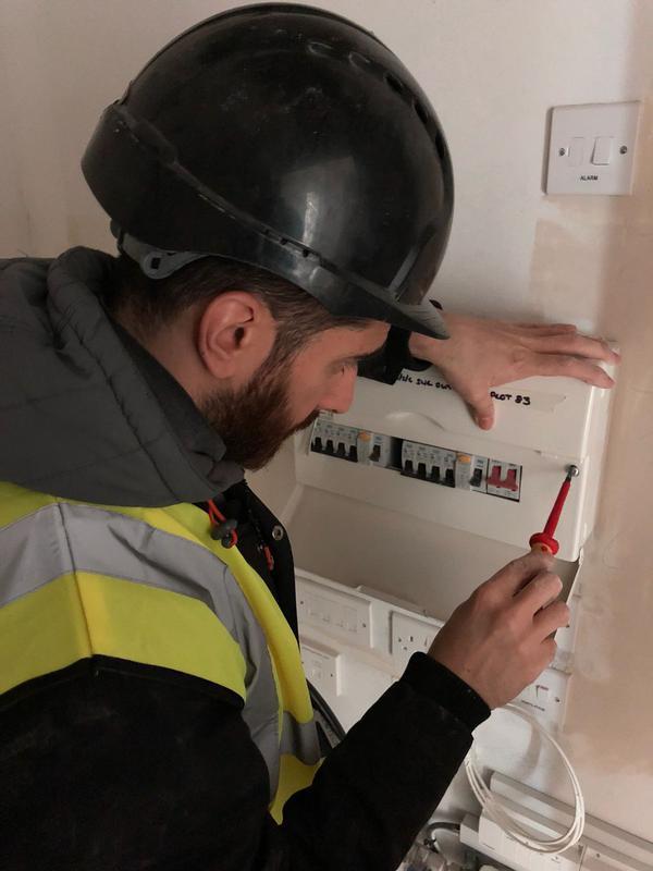 Image 28 - Consumer board installation & rewire