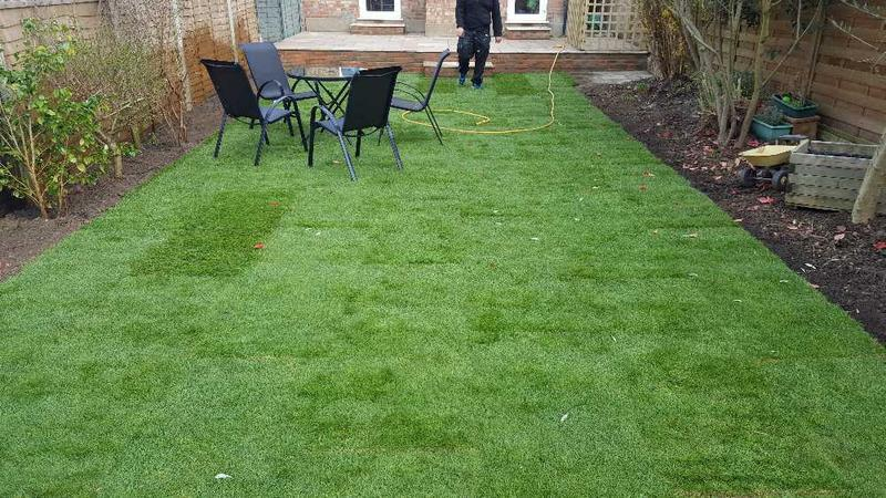 Image 17 - new Lee landscaped Garden with lawn