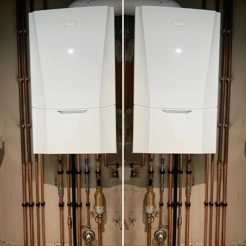 Image 7 - Supply and fit new Ideal Vogue Max Combi Boiler Abbey Wood *12 years warranty*