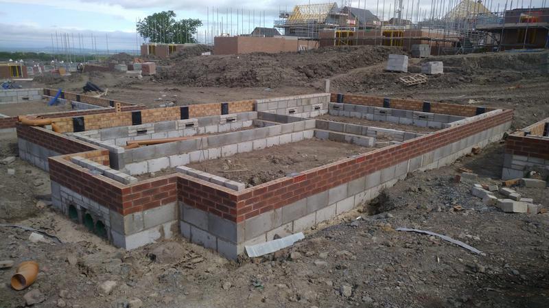 Image 12 - New Build Foundation