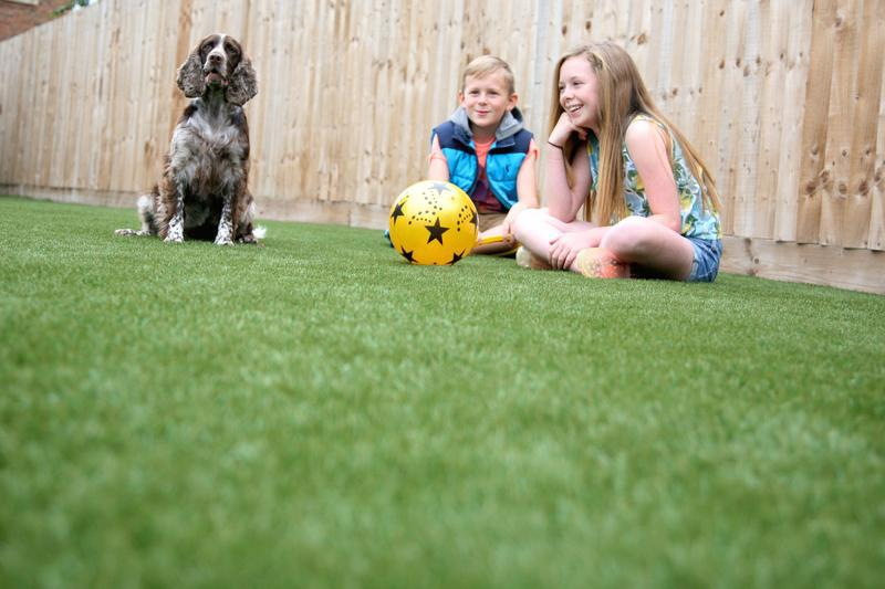 Image 1 - Artificial Grass Perfect for Kids & Pets