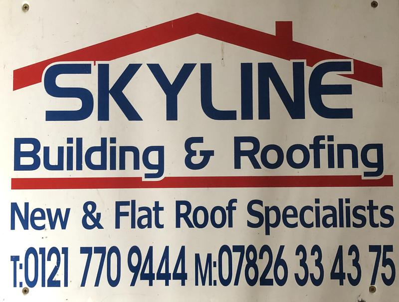 Skyline Building and Roofing Ltd logo