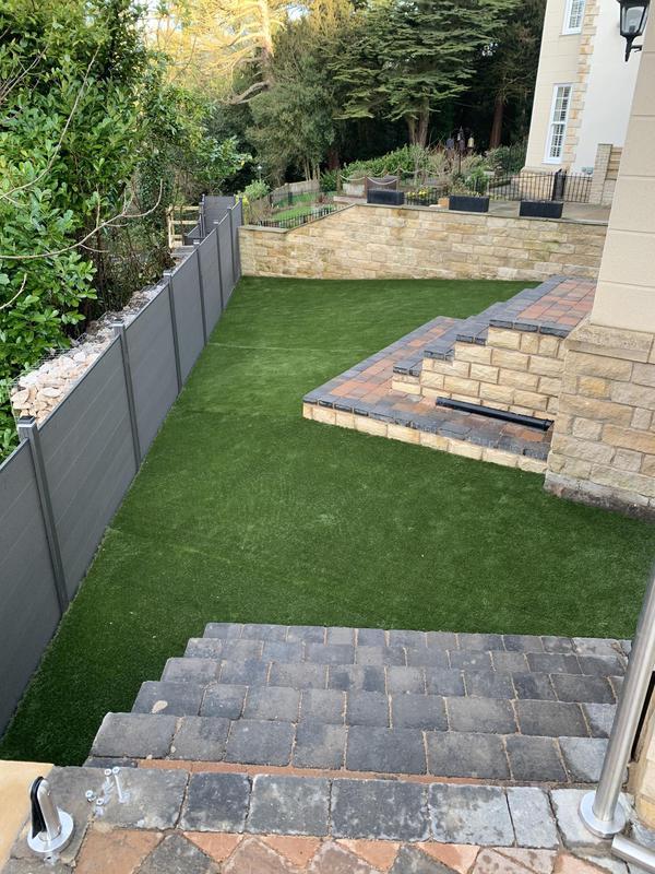 Image 5 - Stone wall/garden renovation