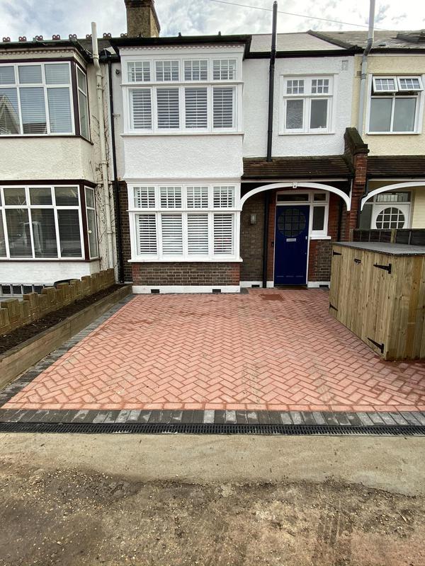Image 3 - Block paving driveway