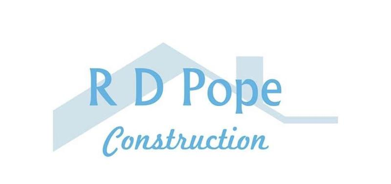 RD Pope Construction logo