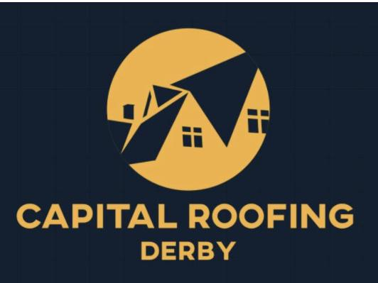 Capital Roofing Derby logo