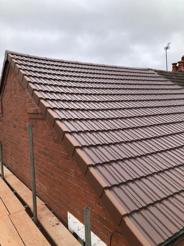 Image 22 - Main Roof Replacement, completed October, Earlsdon