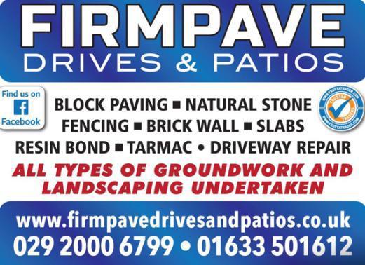 Firmpave Drives & Patios Ltd logo