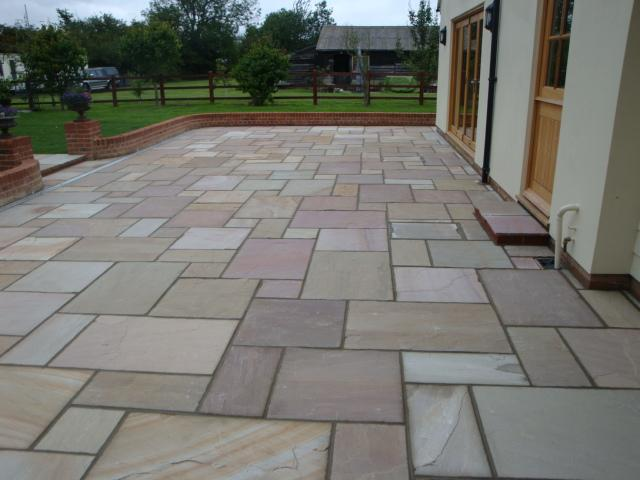 Image 21 - Natural Stone Patio