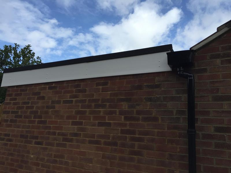 Image 90 - New fascia and guttering