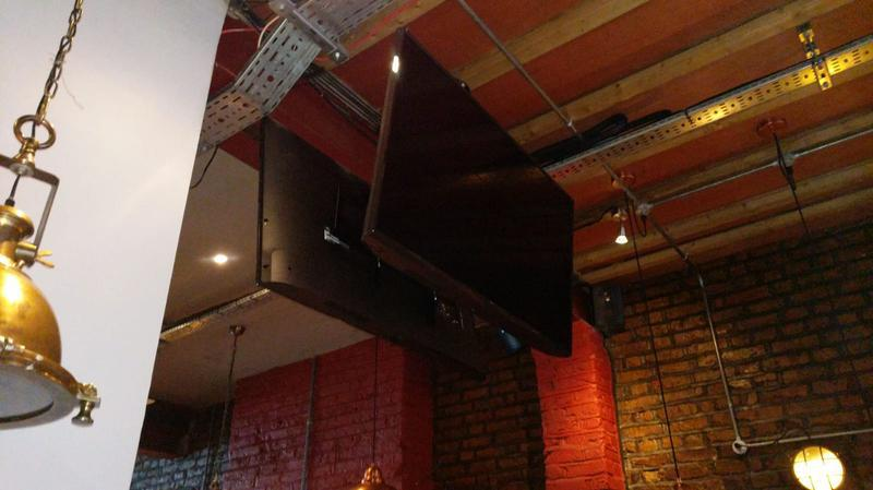 Image 6 - Double Ceiling TV Mount
