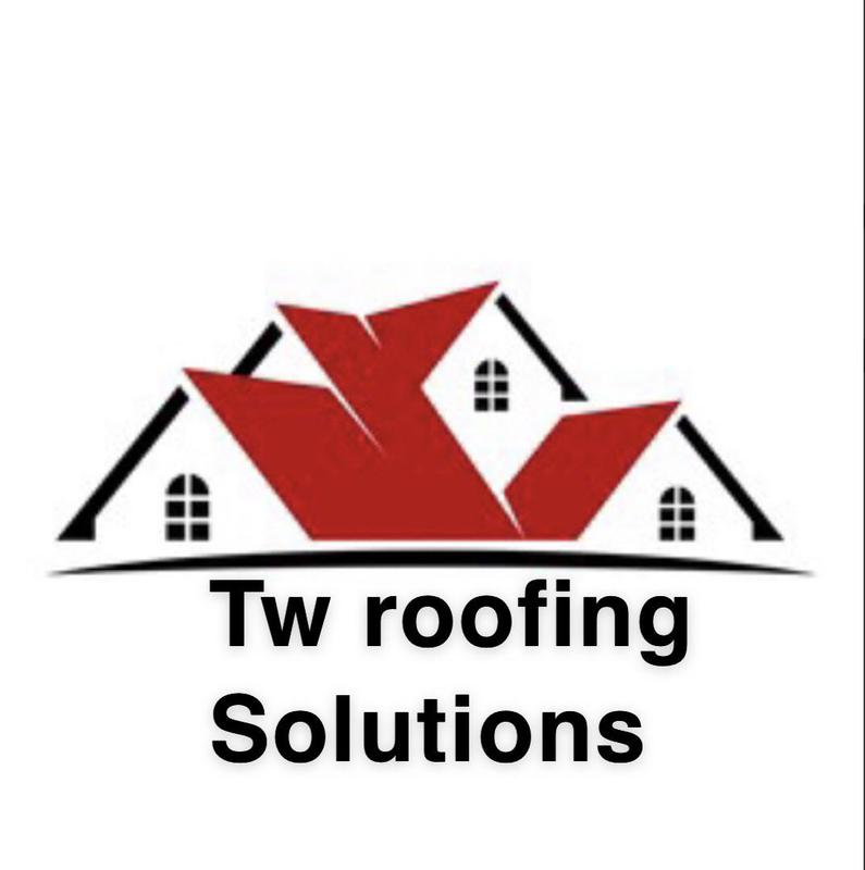 TW Roofing Solutions logo