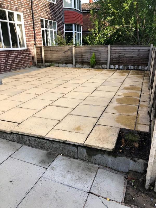 Image 2 - After jet washing