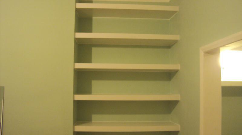 Image 15 - Floating shelves in dining room - Ashtead