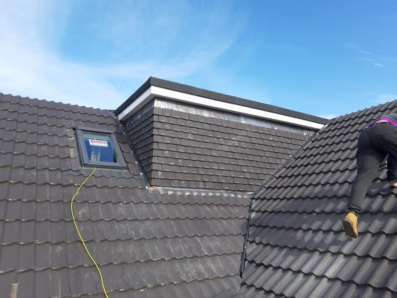 Image 9 - Roof tiling Hendon