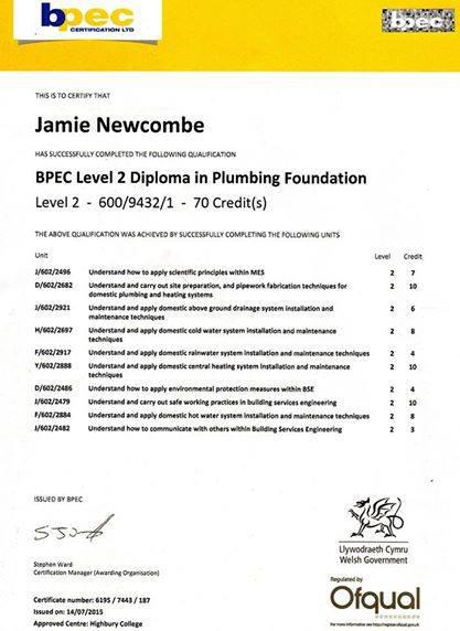 Image 1 - level 2 in plumbing