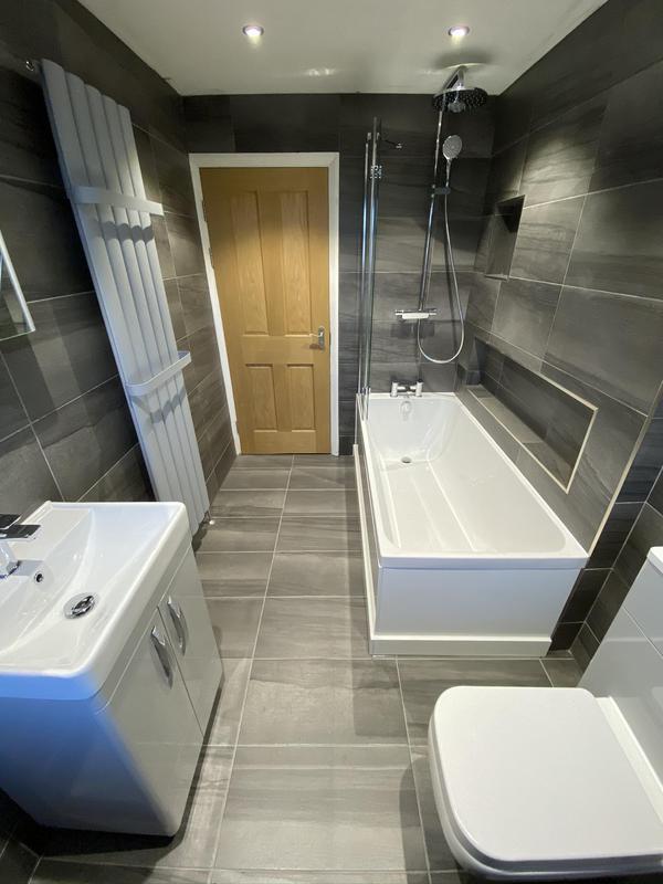 Image 65 - AFTER Bexleyheath Bathroom 2 **Plumber Kent**