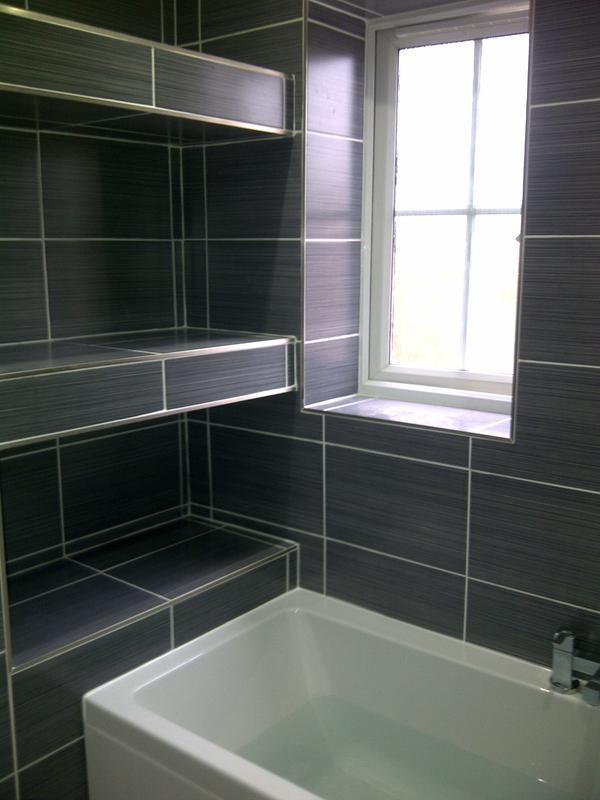 Image 53 - Grange Park bathroom after JSS re design