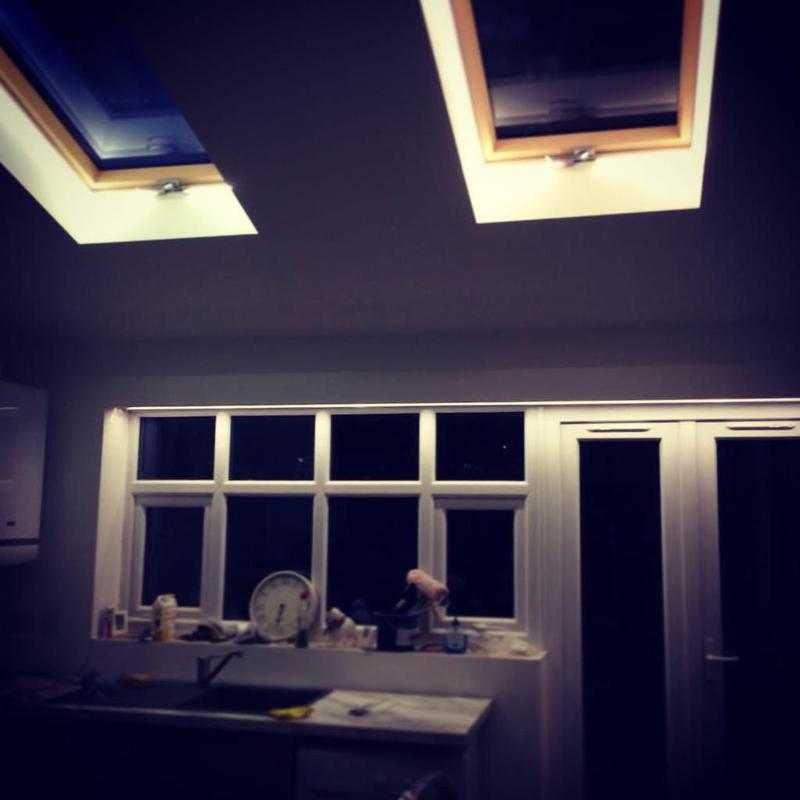 Image 13 - Concealed LED lighting works beautifully with velux windows - light spilling down from where it feels most natural. Get in touch to discuss your bespoke lighting solution today!