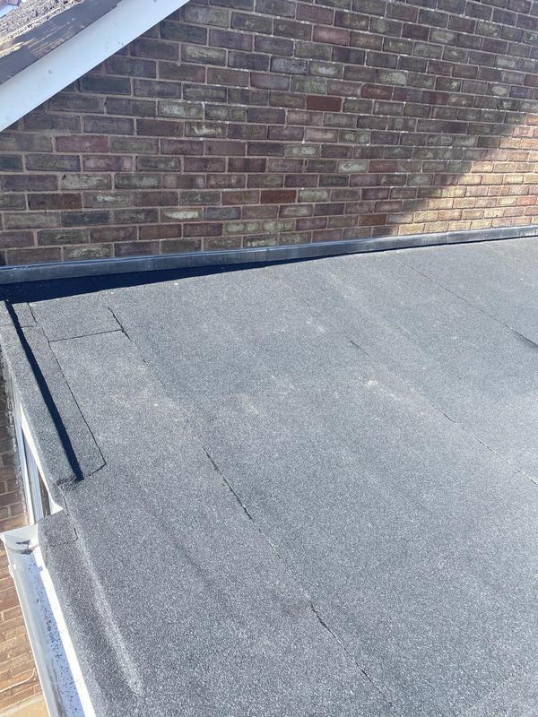 Image 4 - Finished flat roof