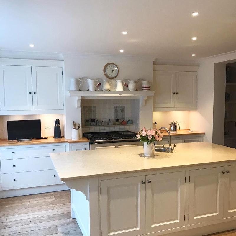 Image 11 - RELM Interiors refurbished this home in Chelsea with a complete paint.