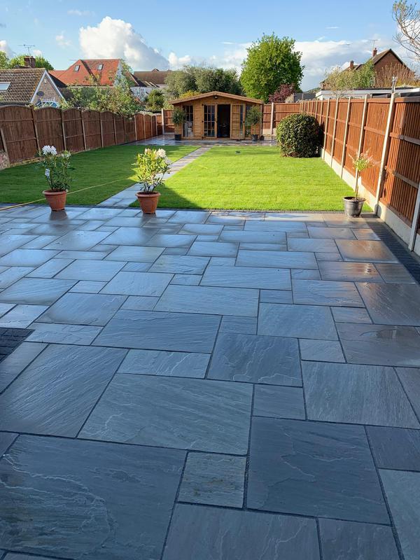 Image 8 - Back patio in grays Essex