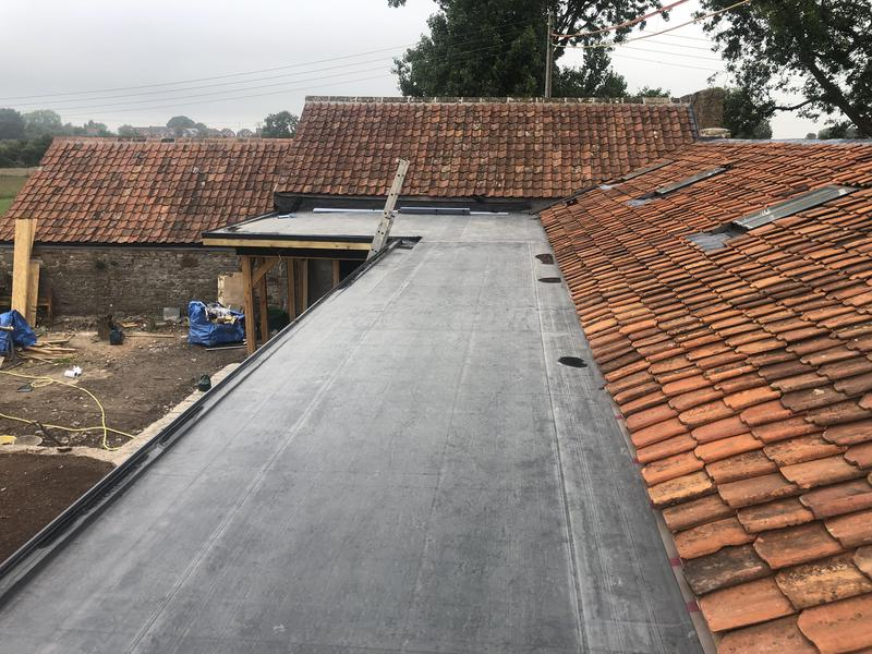 Image 1 - Large EPDM roofnin Alveston