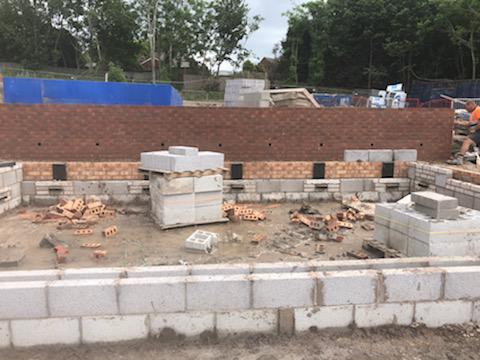 Image 18 - New Build Foundation