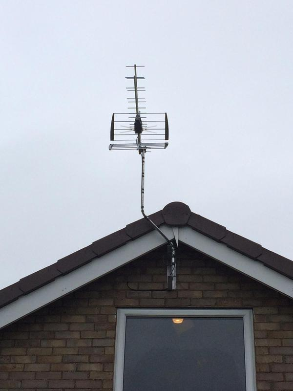 Image 37 - Tv aerial installations & services