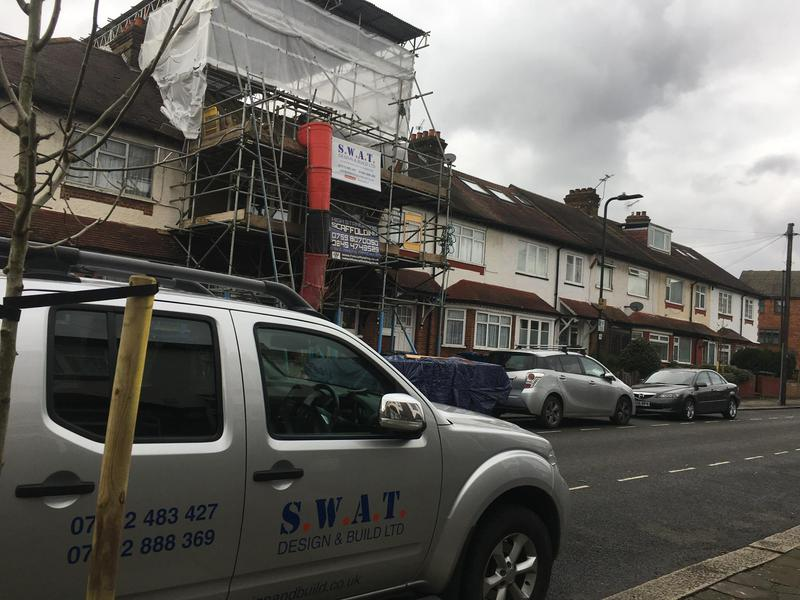 Image 119 - Loft conversion Acton
