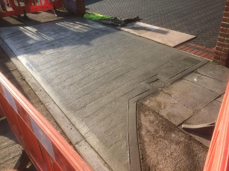 Image 8 - We are approved dropped kerb installers on both Medway and Kent County councils