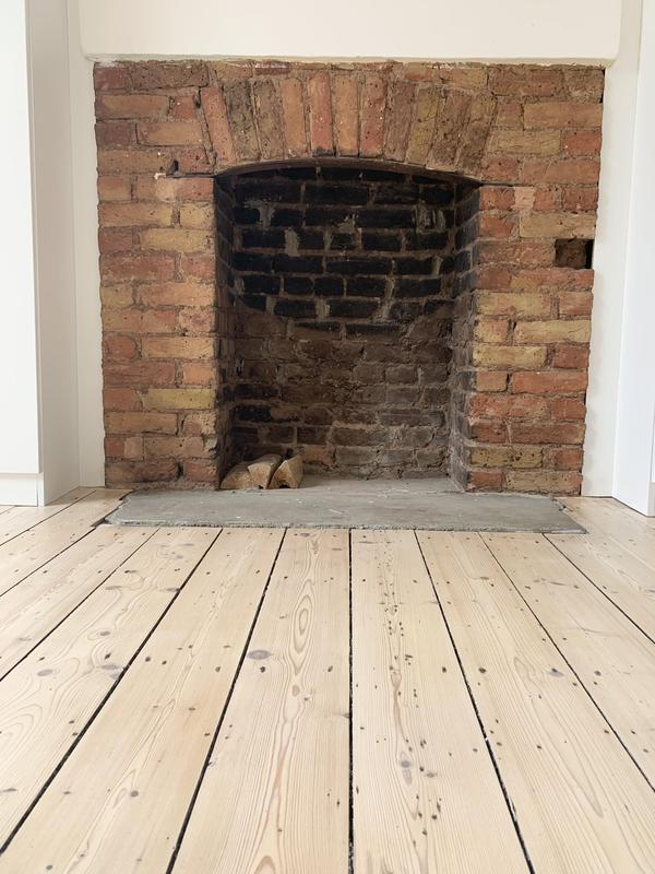Image 15 - Pine floor restored