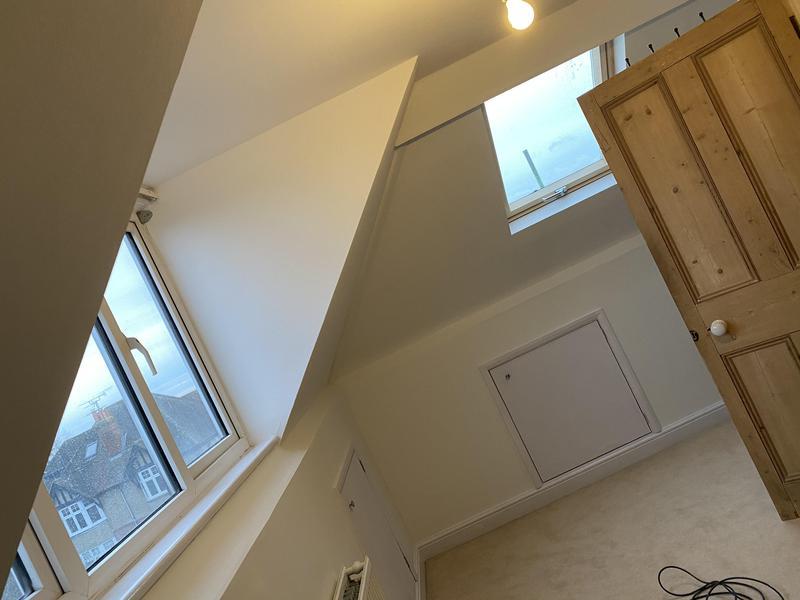 Image 60 - Loft renovation