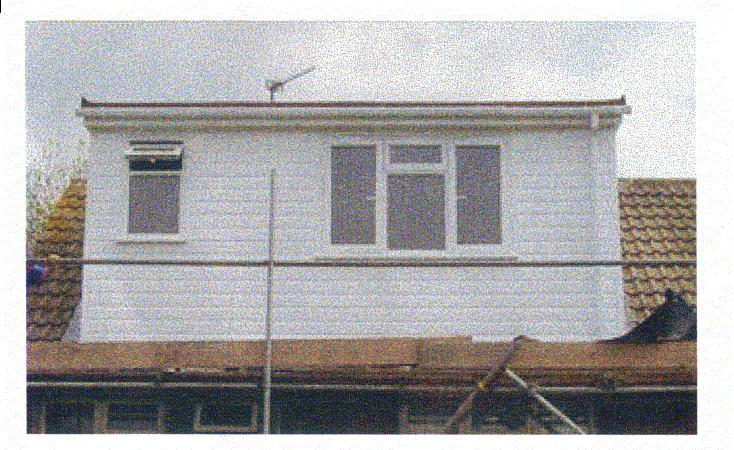 Image 13 - dormer window of loftcon for mr&mrs fellows