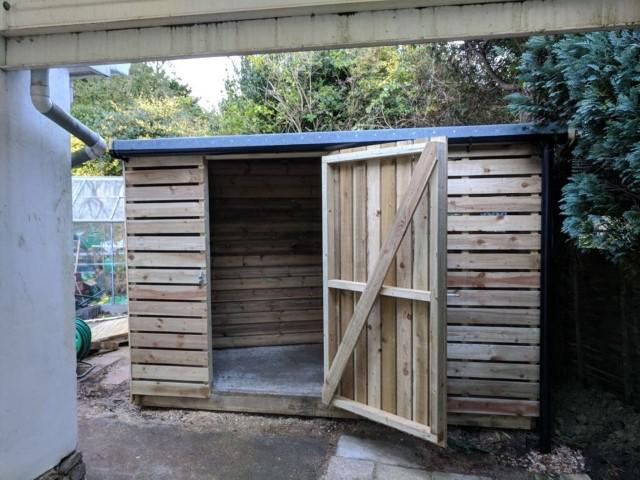 Image 101 - Custom built timber structure