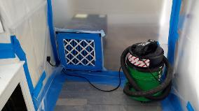 Image 52 - HSE Licensed Removals -Type H Vacuum Used For Environmental Cleaning