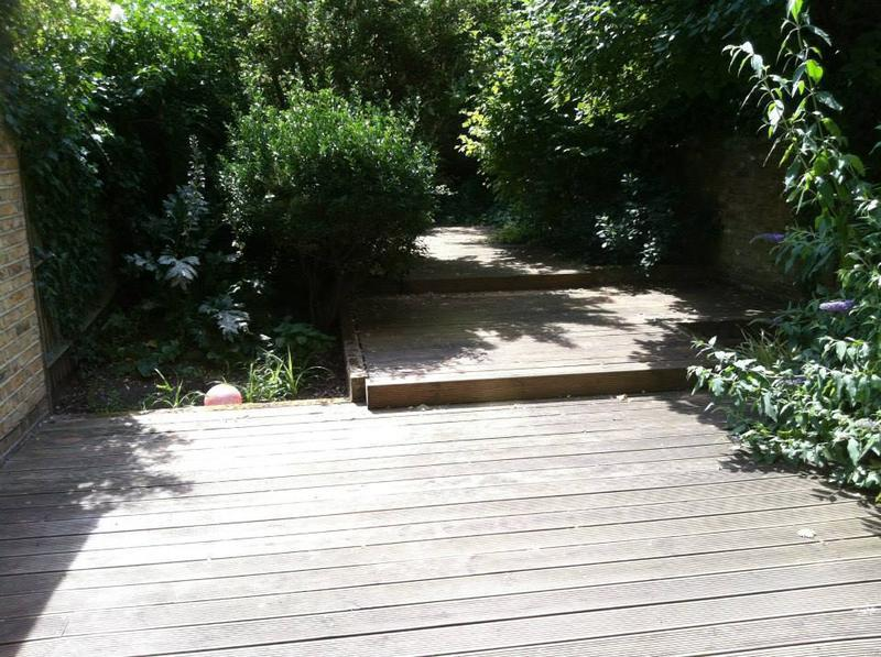 Image 185 - Decking repairs & treatment