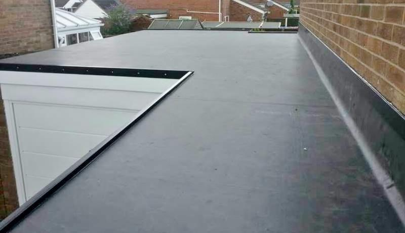 Image 5 - Rubber / Single Ply Roof 20 Year Guarantee