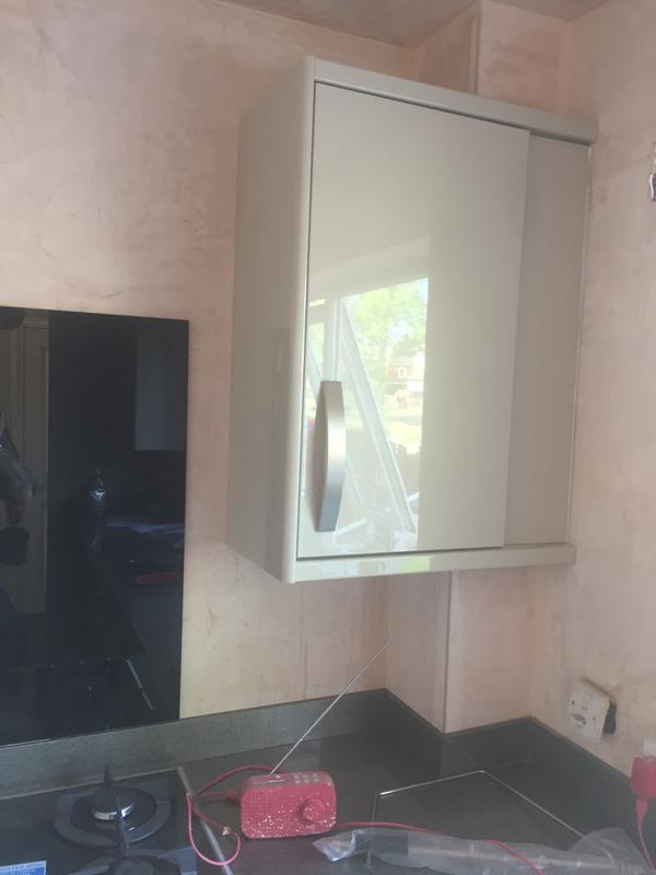 Image 5 - Just a wall unit showing how we at j4u take our time to ensure the unit looks right even when cut around boxing