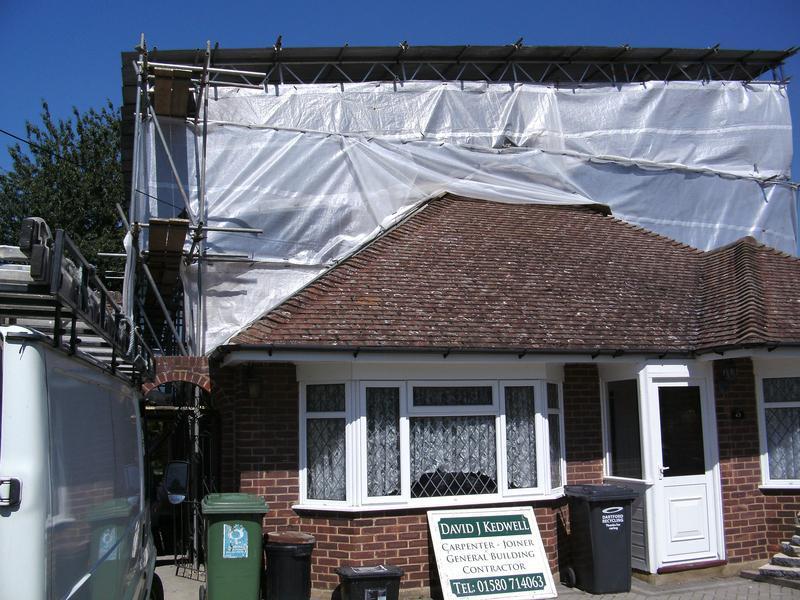 Image 44 - New Barn Start Of Works