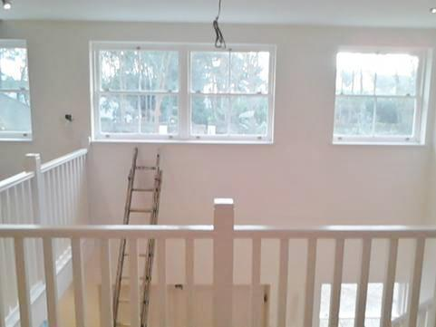 Image 5 - 6 Bed detached house mezzanine level plastering and painting