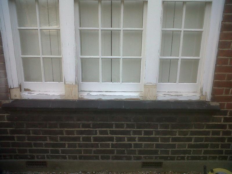 Image 7 - timber repairs