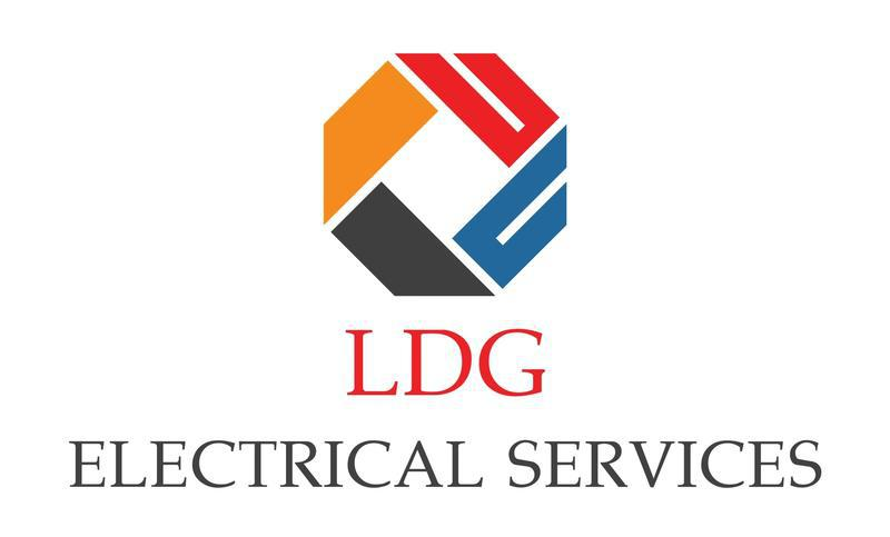 LDG Electrical Services logo