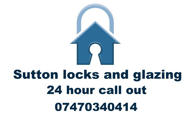 Sutton Locks & Glazing logo