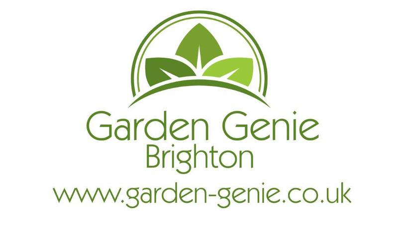 Garden Genie Brighton logo
