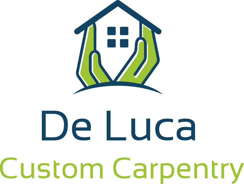 De Lucas Custom Carpentry logo